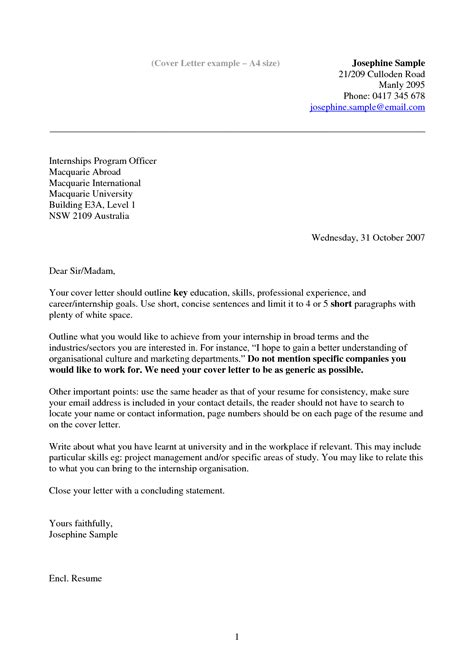 write  cover lettersimple cover letter application