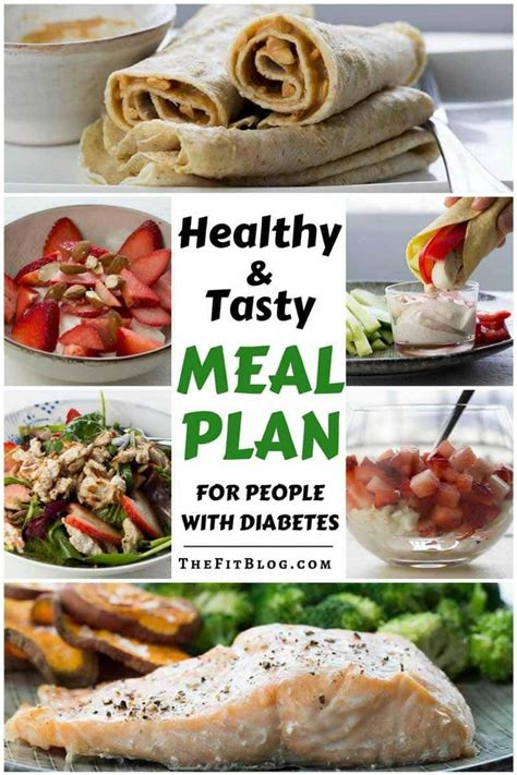 A delicious collection of free diabetic recipes and cooking tips to help you lower blood sugar and a1c and manage diabetes or for weekly meal plans and unlimited recipe access, check out our membership options. Healthy & Tasty Meal Plan for people with diabetes | high ...