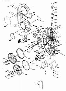 Looking For Craftsman Model 137214130 Band Saw Repair