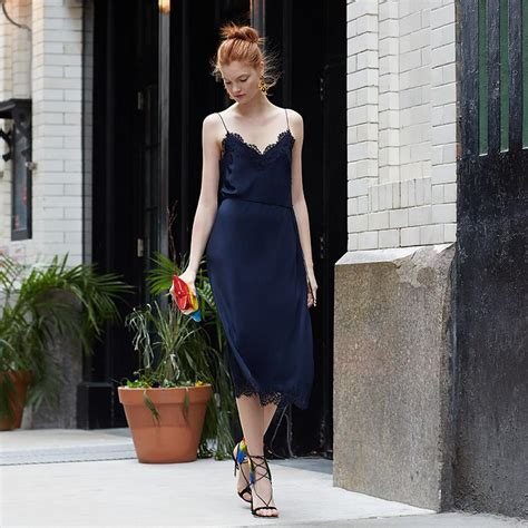 ways  wear  slip dress  spring  nawo