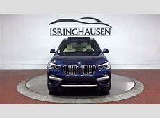 2018 BMW X3 xDrive30i in Phytonic Blue Metallic 57659