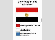 The Egyptian Flag by ayayayaya Meme Center