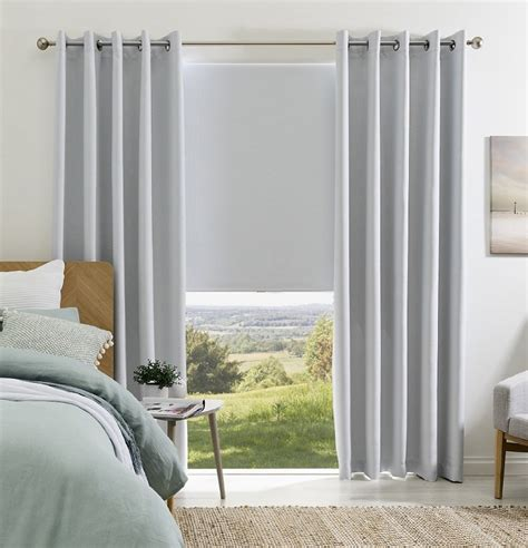 Window Blinds And Curtains by Curtains Blinds Ready To Hang Spotlight Australia