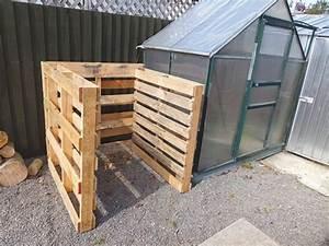 Komposter Holz Selber Bauen : komposter selber bauen anleitung in einfachen schritten ~ Frokenaadalensverden.com Haus und Dekorationen