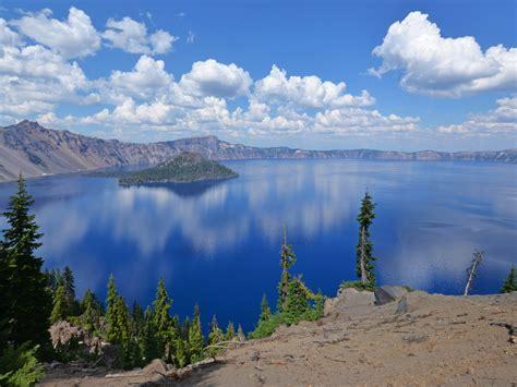 view  crater lake national park oregonusa wallpaperscom