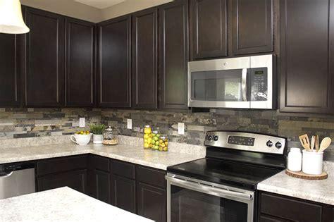 tile backsplashes for kitchens ideas faux kitchen backsplash how to nest for less