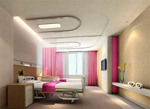 Hospital ward interior design
