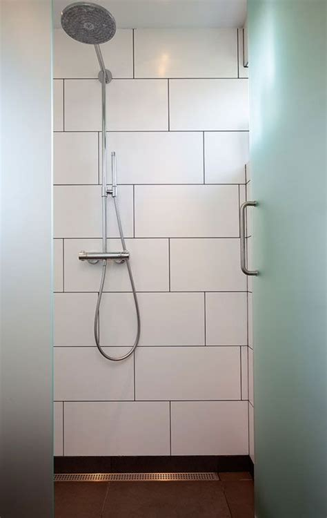 large subway tile subway tiles is this my answer to a retro bathroom