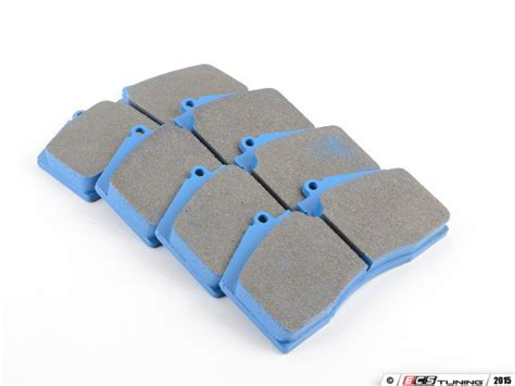 Blue 9012 Race Brake Pad Set