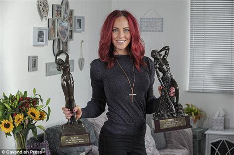 anorexia  bodybuilding champion woman