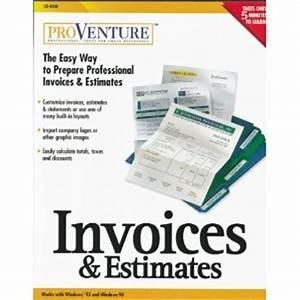 Proventure invoices and estimates warez8xyz for Proventure invoices and estimates