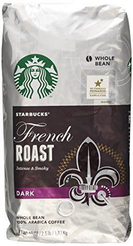 Some companies do offer ground coffee but we recommend buying whole beans if possible to make the best espresso coffee. Starbucks French Roast Dark Whole Bean Coffee - 2 - 40 Oz ...