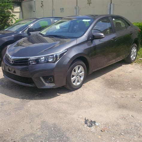 Brand New Toyota Corolla 2014 Model Full Options! Autos