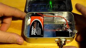 Altoids Tin Led Flashlight