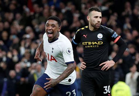 Premier League - Match Report for Tottenham vs Manchester ...