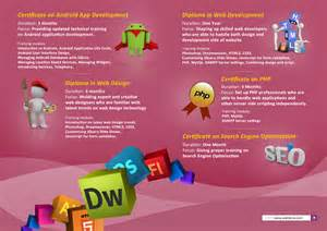web design courses best web design courses in kannur kerala with government approved certificate php