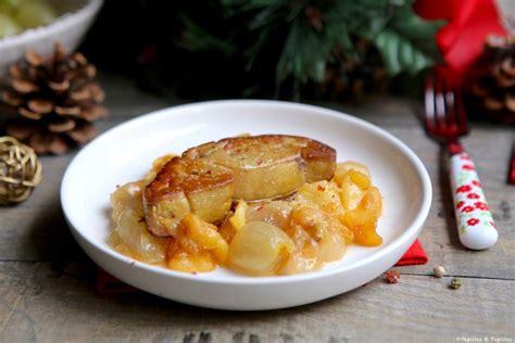 Escalopes De Foie Gras by Escalopes De Foie Gras Po 234 L 233 Es Aux Raisins Et Pommes