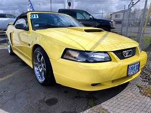 2001 Ford Mustang GT Deluxe 2dr Convertible for sale in Corvallis Oregon | ListedBuy