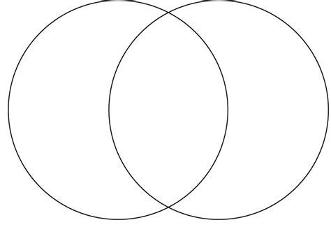 Venn Diagram Template Diagram Venn Diagram Template Visio