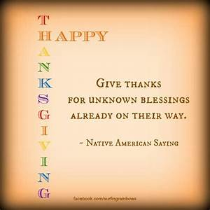Sweet Thanksgiving Quotes. QuotesGram