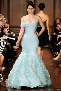 romona keveza wedding dresses fall 2012 wedding inspirasi With pale blue wedding dress