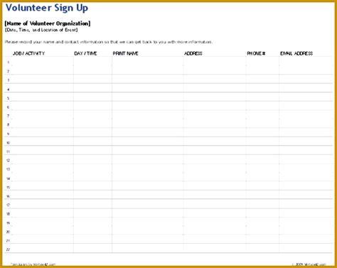 snack schedule template  baseball fabtemplatez