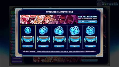 Art, coding, story, etc is all good fun and i hope all these microtransactions reach them fairly. Mammoth coins generator