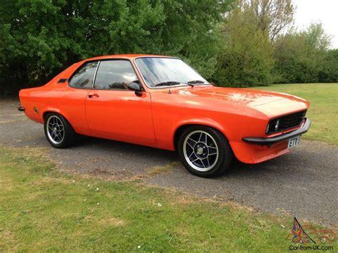 1973 Opel Manta by Opel Manta A 1900 1973