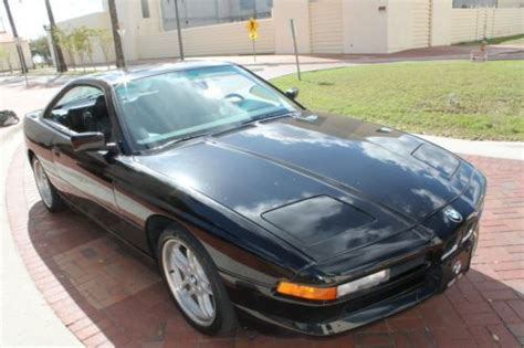 auto body repair training 1993 bmw 8 series electronic valve timing buy used 1993 bmw 850ci 5 0l v12 6 speed manual no reserve in ta florida united states
