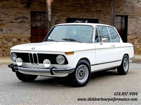1975 Bmw 2002 For Sale Cc 1055286