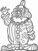 Clown Coloring Circus Printable Ausmalbilder Zum Drawing Ausdrucken Scary Kleurplaten Clowns Adult Tent Rodeo Krusty Killer Getcolorings Sheets Sheet Getdrawings sketch template