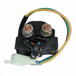 Starter Relay Solenoid For Polaris Rzr 170 2009 2010 2011