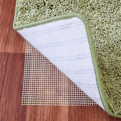 antirutsch teppichunterlage teppich stop living