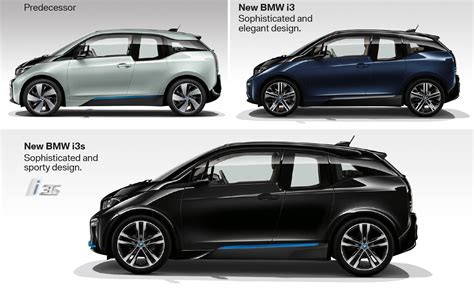 New 2018 Bmw I3 & I3s Compared