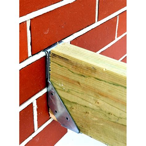 decorative joist hangers uk speed pro masonry joist hanger 50mm x 100mm
