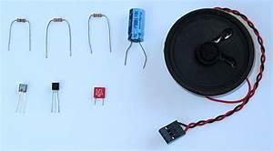 Tutorial 6  Rising Pitch Siren Electronic Beginner Circuit