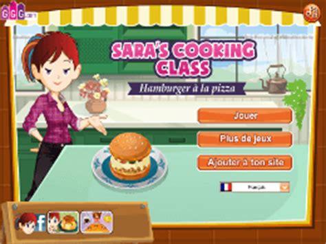 jeux de l ecole de cuisine de gratuit hamburger à la pizza école de cuisine de un des