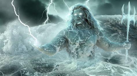 Poseidon Wallpaper Hd