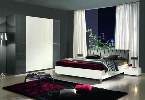 chambre adulte decoration décoration chambre adulte blanc gris