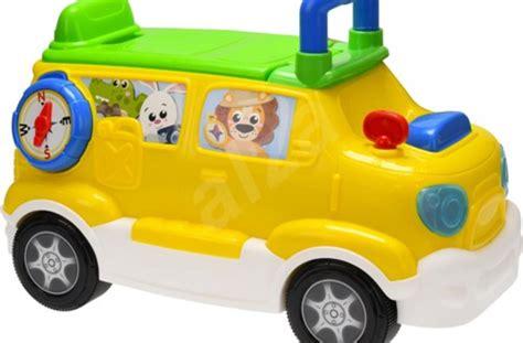 Edukační auto - odrážedlo, které vaše děti naučí abecedu a ...