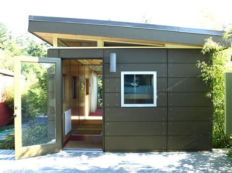 Modern Cottage Mother Law House Prefab Steel Building