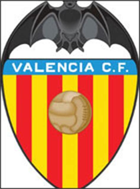 coloriage de logo valence club de futbol coloriage