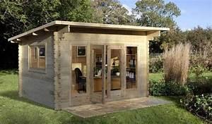Un abri de jardin design differents