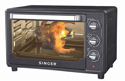 Oven Electric Singer Gas Cooker Malaysia 35l