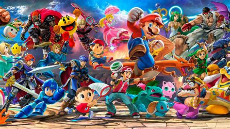 Super Smash Bros. Ultimate Review - The Best Smash Ever