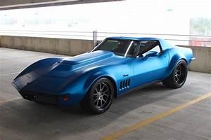 Corvette C3 Stingray : 1969 c3 corvette stingray on forgeline ga3c concave wheels cool cars pinterest corvette ~ Medecine-chirurgie-esthetiques.com Avis de Voitures