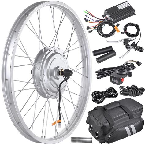 Electric Motor For Bicycle by 20 24 26 Quot Front Wheel Electric Bicycle Motor Conversion