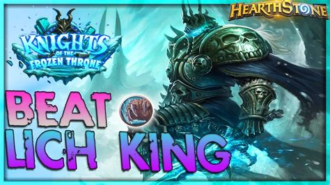 how to beat the lich king druid solo adventure