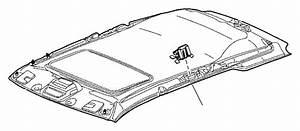 Chrysler 300 Clip  Console  1994-98  2008-10