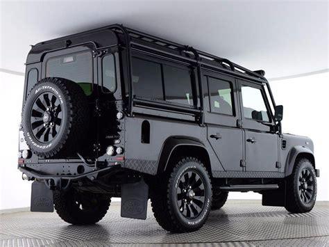 range rover defender 2015 land rover defender 110 2 2 d xs station wagon 5dr
